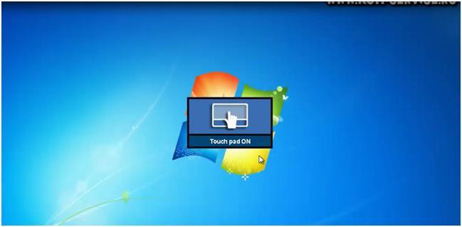 Установить тачпад на ноутбуке