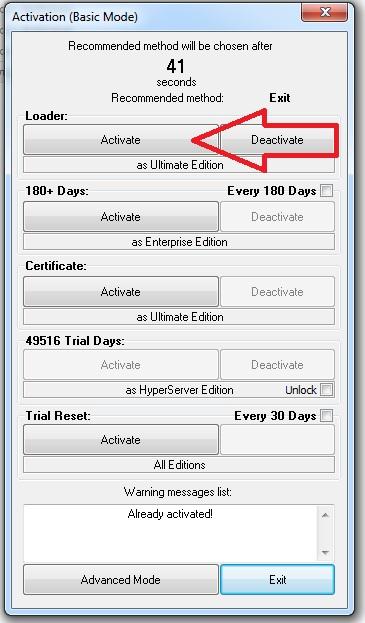 активатор windows 7 starforce
