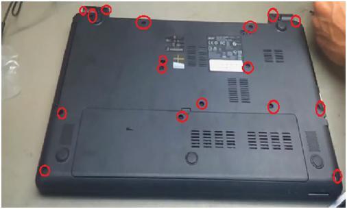 Как почистить ноутбук acer aspire v3-551g от пыли