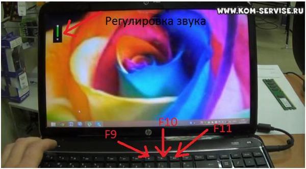 Как на ноутбуке сделать светлей экран