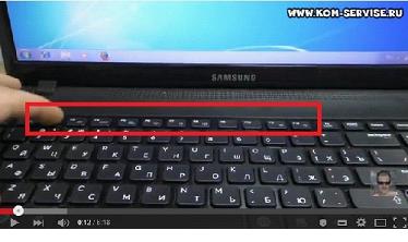 Програмку для клавиши fn